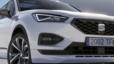 SEAT Tarraco FR - front detail