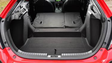 Honda Civic - boot seats down