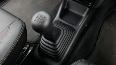 Used Suzuki Jimny - transmission