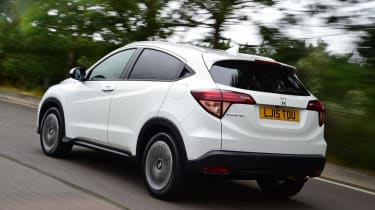 Used Honda HR-V - rear action
