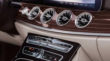 Mercedes E-Class Coupe - interior 2