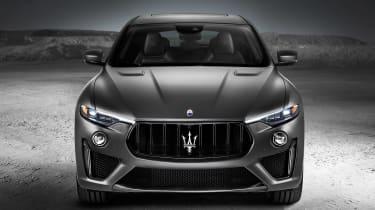 Maserati Levante Trofeo - full front