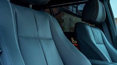 Mercedes GLS - seat