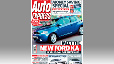 Auto Express Issue 950