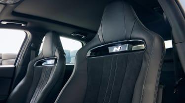 New Hyundai i30 N 2021 - seats