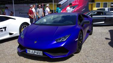 Lamborghini - Worthersee