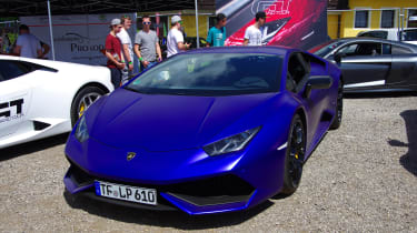 Lamborghini - Worthersee