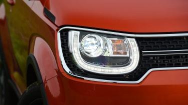 Suzuki Ignis 2016 - headlight
