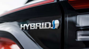 2020 Toyota Yaris -badge