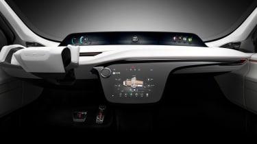 Chrysler Portal CES concept interior