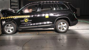 Skoda Kodiaq Euro NCAP