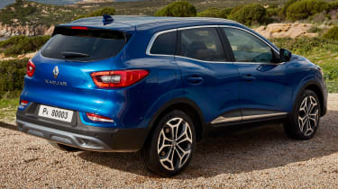 renault kadjar static rear
