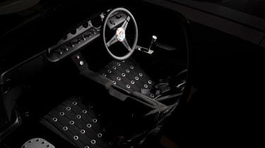 Everrati GT40 - interior