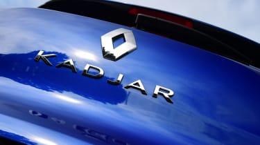 Renault Kadjar - badge