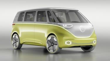 Volkswagen I.D. Buzz - front