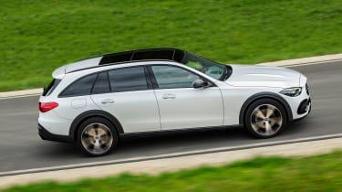 Mercedes C-Class All-Terrain - above