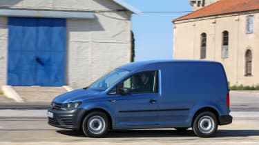 Volkswagen Caddy - side