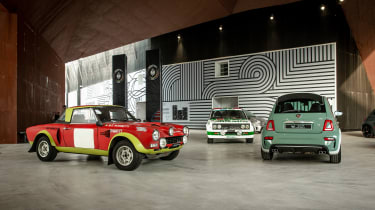 Abarth's 70th Anniversary - header