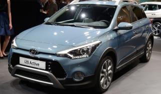 Hyundai i20 Active - front