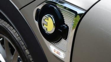 MINI Countryman S E plug-in hybrid - detail
