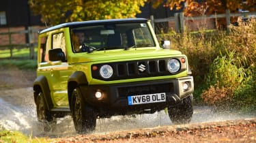 Suzuki's Jimny is having a renaissance in fourth generation guise with the little SUV returning to its roots via a boxy, retro look that has propelled it into the thinking of trendy urban buyers.