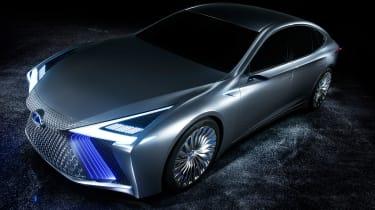 Lexus LS+ Concept - front/side
