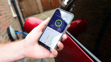 Mazda MX-30 long termer second report - app