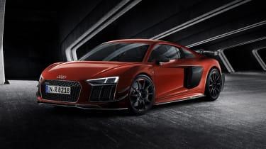Audi Sport Performance Parts R8 front