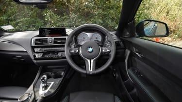 BMW M2 group - interior