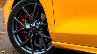Ford Focus ST Estate: long-term test review - first report - wheel