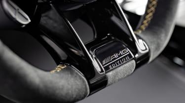 Mercedes-AMG GT 63 S - steering wheel