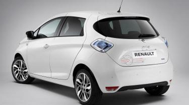 Renault Zoe Star Wars special edition - rear