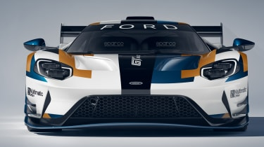 Ford GT Mk II - front  static