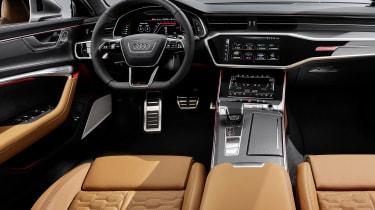 Audi RS 6 Avant - dash