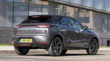 DS 3 Crossback - rear static