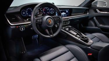 Porsche 911 - dash