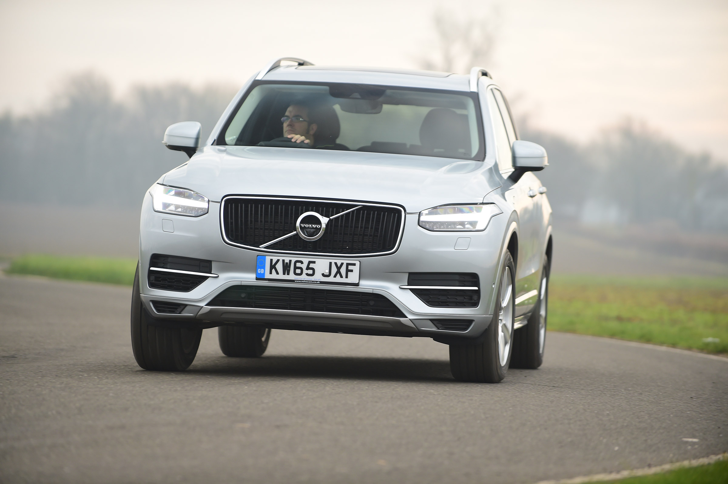 New Volvo XC90 T8 Twin Engine Plug-in Hybrid Review