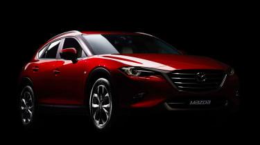 Mazda CX-4 front