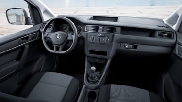 Volkswagen Caddy Life - interior