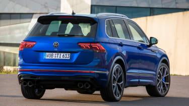 Volkswagen Tiguan R - rear