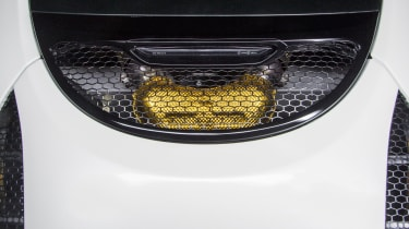 McLaren 570GT by MSO Concept - engine cover