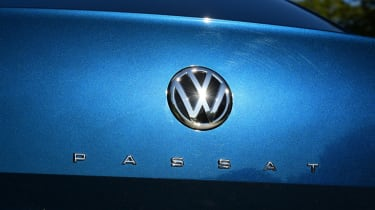 Volkswagen Passat rear badge