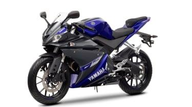 Yamaha YZF-R125 studio