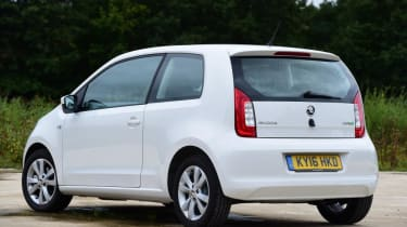 Used Skoda Citigo - rear