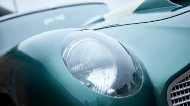 Aston Martin DB4 GT - headlight