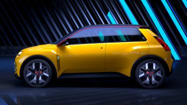Renault 5 EV concept - side