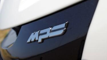 Mazda 3 MPS badge