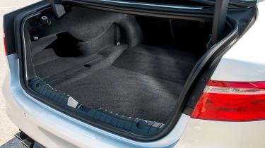 Jaguar XF R-Sport - boot