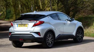 Toyota C-HR - rear