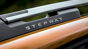 Dacia Sandero Stepway - bar